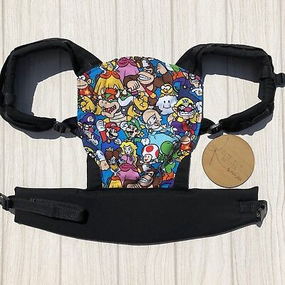 Doll Carrier- Mini Soft Structured Carrier - Nintendo