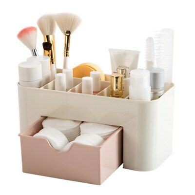 Makeup Cosmetic Storage Box Holder Organizer Perfume Jewellery Plastic Container
