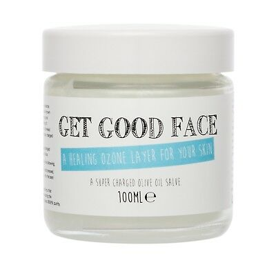 Get Good Face - Ozonated Olive Oil - 100ml - whytheface