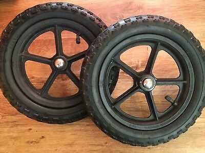 Genuine Bugaboo Cameleon Back/Rear Wheel Air filled  fits Frog Gecko Chassis