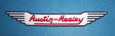 Austin Healey Sew Or Iron On Patch