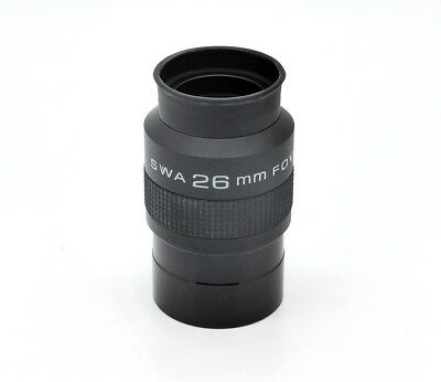 """Ascension 2"""" Super Wide Angle 70° 26mm FMC eyepiece (UK)"""