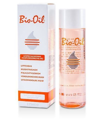 Bio-Oil for Scars,Stretch Marks, Uneven Skin Tone w/ PurCellin Oil, 4.2 oz/125ml