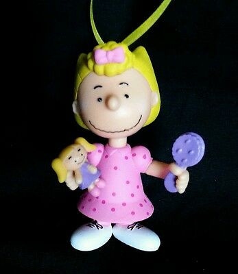 The Peanuts Gang Sally Christmas Ornament-collection