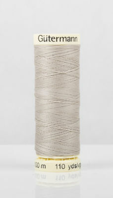 Gutermann Sew All Sewing Thread 100% Polyester Col. 118 - 100m