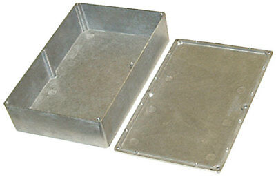 8.74in X 5.75in X 2.17in Die Cast Aluminum Box *16292 BX