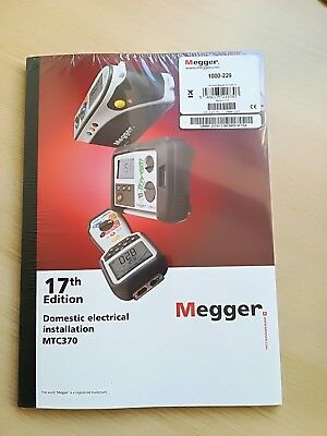Domestic installation - Electrical test certificates x 20 Megger branded MTC370