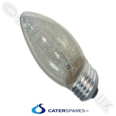 Henny Penny Chicken Display Clear Light Bulb High Temp Silicone Coated Ptfe