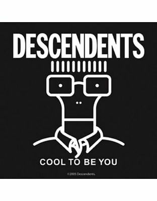 Parche imprimido /Iron on patch, Back patch, Espaldera / - Descendents