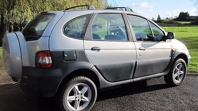 Renault Scenic RX4  4X4 Very good runner with full service history and VGC