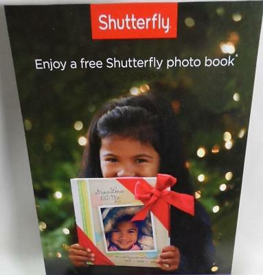 Shutterfly 8x8 Hard Cover Photo Book or save on larger-Coupon-Code Exp 8/31/18