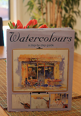 Watercolours A Step-By-Step Guide Gc