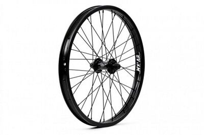 """Mission Brigade 20"""" Female Front BMX  Wheel - 36H Black Front Wheel only"""