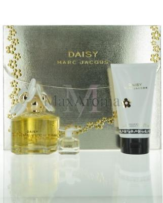 Daisy By Marc Jacobs Gift Set 3 Piece Gift Set For Women