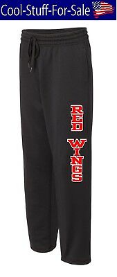 Detroit Red Wings Unisex Performance Sweatpants with Pockets