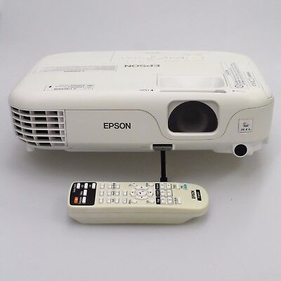 Epson EB-S110 LCd Projector H433B