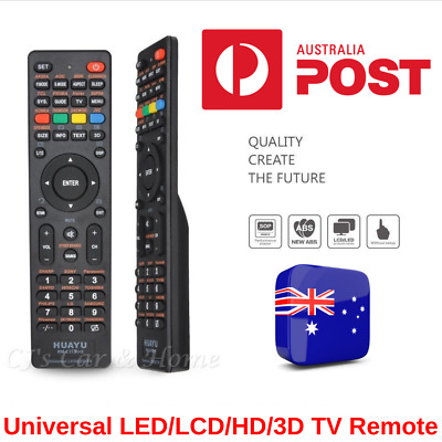 Universal LCD/LED/HD/3D TV Remote For Samsung Panasonic TCL TOSHIBA PHILIPS JVC