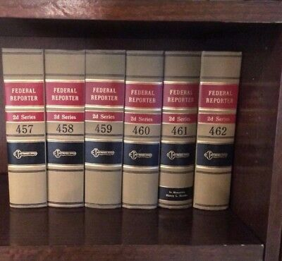 West's Federal Reporter 2nd Series Law Books: 301-929