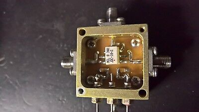 directional coupler 5-750 MHz  lable missing, contains Mini Circuits JDC-10-2