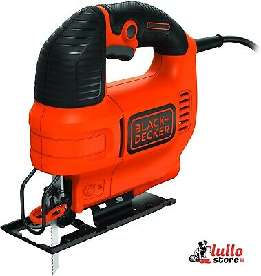Black&Decker seghetto alternativo compatto 520W KS701E