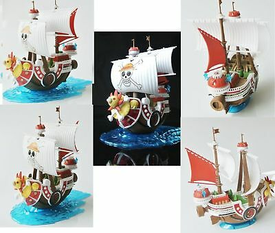 One Piece Thousand Sunny Model Grand Ship Collection Xmas Gifts Toys New