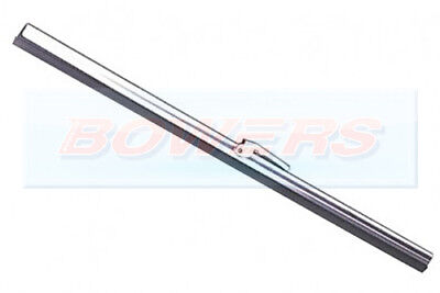 "10"" Inch Land Rover Series 1 2 2A 3 Stainless Steel Flat Wiper Blade Bayonet Fit"
