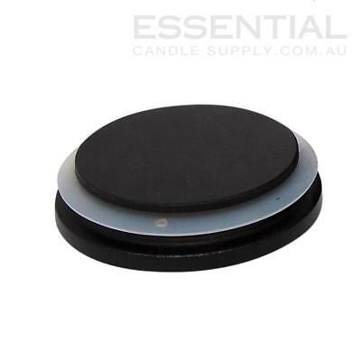 Black Wood Lid