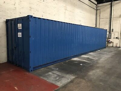40ft Refrigerated / Freezer Container unit