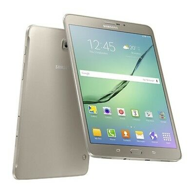 """Samsung Galaxy Tab S2 SM-T713 8"""" Tablet Octa-Core 32GB WiFi Android 5.0.2 Gold"""