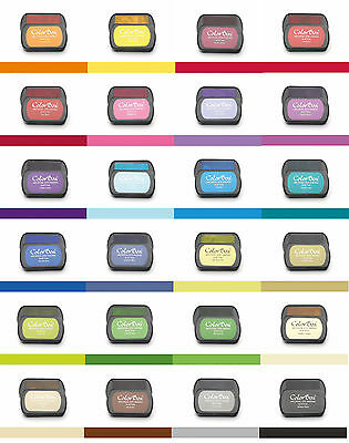 Archival Dye Ink Stempelkissen  * Color Box * FARBAUSWAHL * Scrapbooking Stempel
