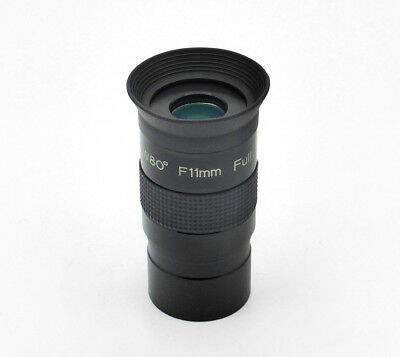 "Ascension 1.25"" Ultra Wide Angle 80° 11mm FMC Eyepiece (UK)"