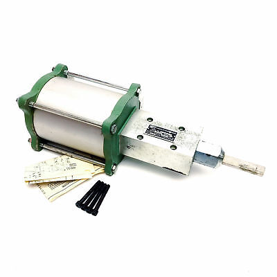 Lincoln St.Louis 130179 Modular Lube Air-Operated Modular Lubrication System