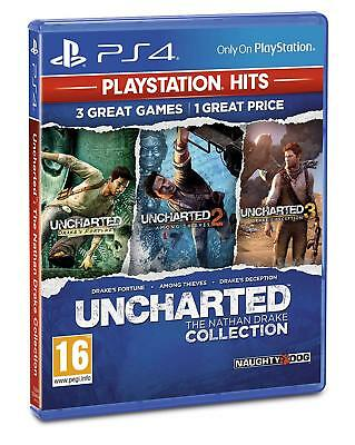 Uncharted The Nathan Drake Collection | PS4 | NEU & OVP | UNCUT | Blitzversand