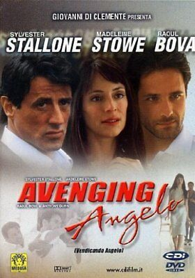 Dvd AVENGING ANGELO - (2002) *** Sylvester Stallone Raoul Bova ***.....NUOVO