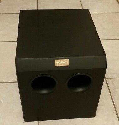 bose acoustimass 9 aktiver subwoofer schwarz. Black Bedroom Furniture Sets. Home Design Ideas