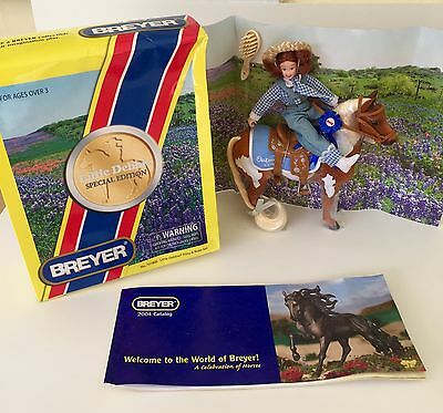 Breyer Little Debbie Special Edition Pony & Rider Set