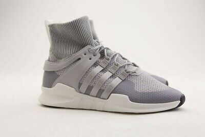 the best attitude b7667 f6f27 BZ0641 Adidas Men EQT Support ADV Winter gray grey two footwear white