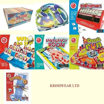 Traditional Retro Board Game Fun Gift Board Games For The Whole Family, Kids
