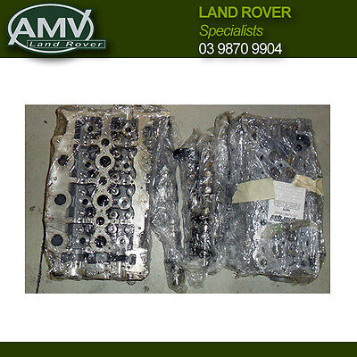 Land Rover Discovery or Range Rover - 2.7 turbo diesel Cylinder Heads