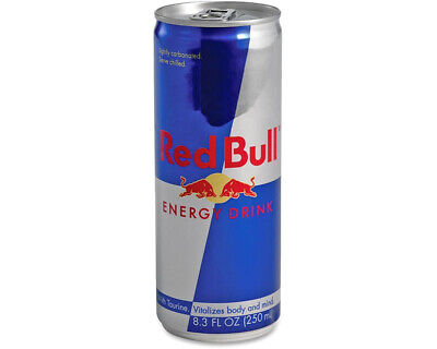 RedBull Energy Drink 250 ml UK Kart Store