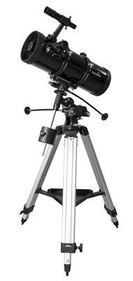 Skywatcher 130-1000-EQ2 130mm Reflector Telescope System