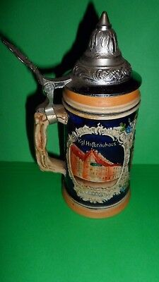 Beer Stein Vintage  made in W.Germany