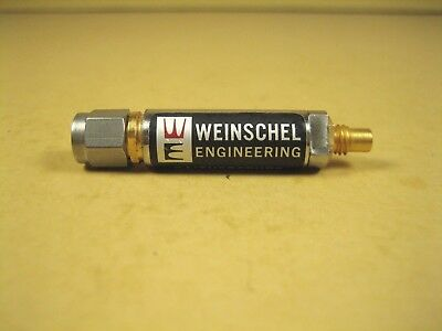 Weinschel  Model 9591  .01 to 26.5 GHz  Crystal Detector