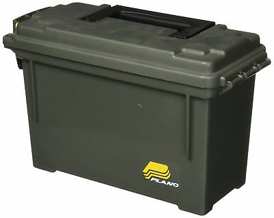 Plano Ammo Can Field Box Ammunition Case Plastic Non Metal Water Resistant