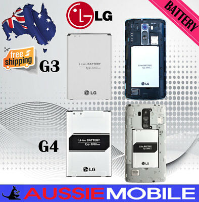 New Genuine Battery For Lg G3, G4 Free Shipping
