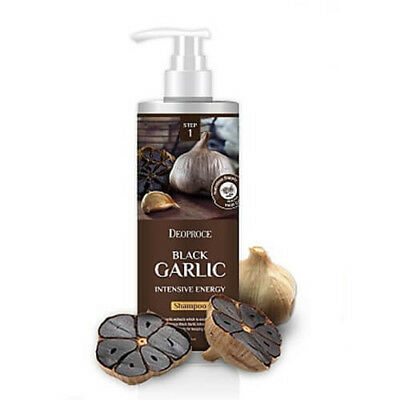 [DEOPROCE] Black Garlic Intensive Energy Nourishing Shampoo 1000ml NEW