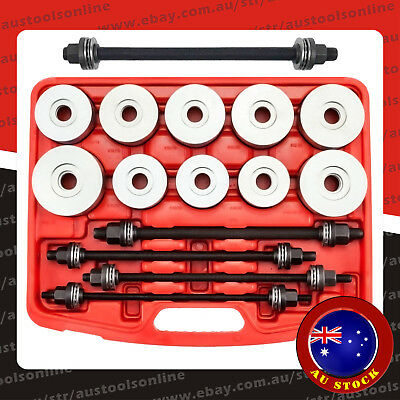 Press and Pull Sleeve Kit for Silence Ball Bearing, Seal, Bush Insertion Removal