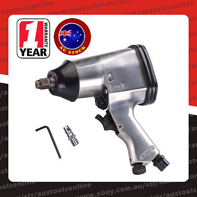 """Air Impact Wrench Spanner Tool for Garage Auto/Car Repair 1/2"""" Square Drive"""