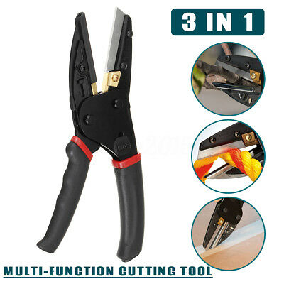 Multi-Function 3 In 1 Pliers Power Cut Cutting Tool With Built-In Wire Cutter