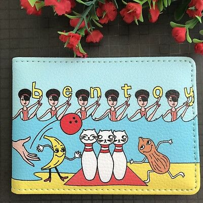Cute Retro Style Card / ID Holder / Vintage Rockabilly